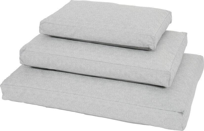 coussin ouate d houssable levika gris coussin et tapis. Black Bedroom Furniture Sets. Home Design Ideas