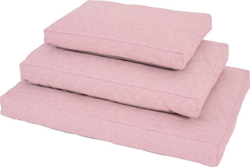 coussin ouate d houssable levika rose coussin et tapis. Black Bedroom Furniture Sets. Home Design Ideas