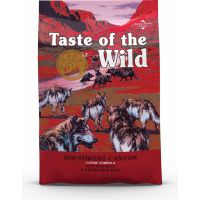 TASTE OF THE WILD Southwest Canyon Senza Cereali al Cinghiale per cani