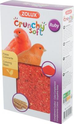 Pâtée colorante Crunchy soft Ruby spécial canaris rouge
