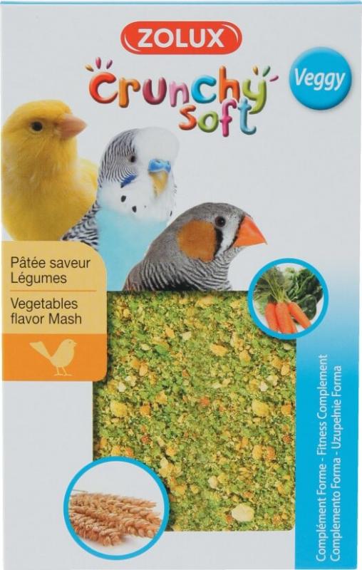 Patê Crunchy soft Veggy sabor a legumes
