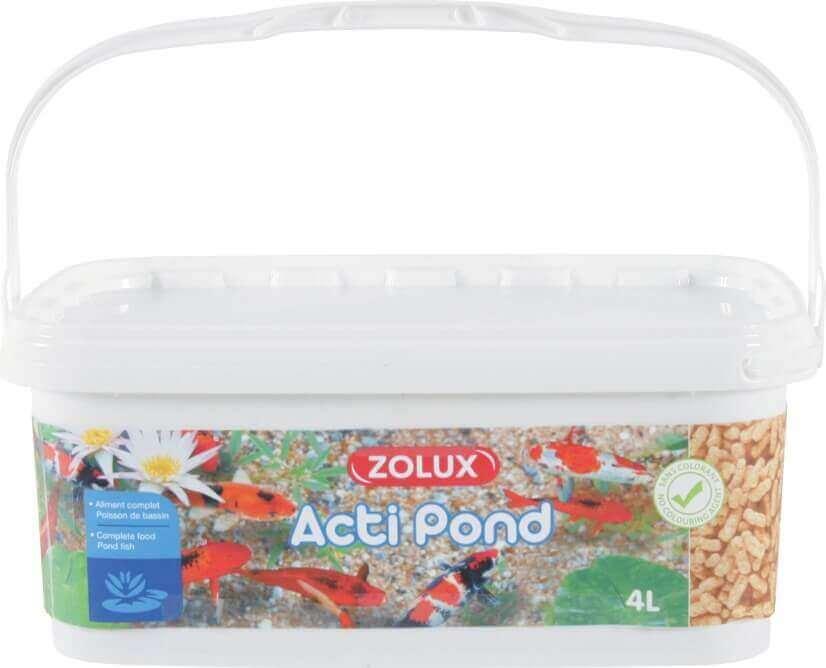 Aliment complet Acti Pond Stick pour poissons de bassin_2