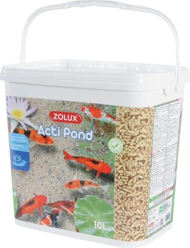 Aliment complet Acti Pond Stick pour poissons de bassin_1