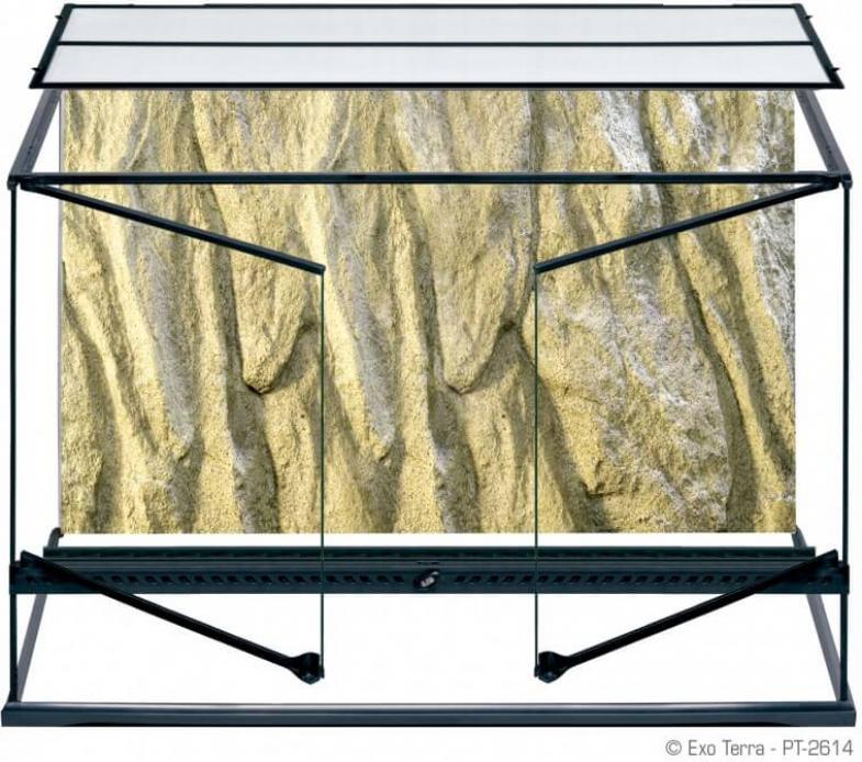 Terrarium Exo Terra 90x45x60 cm