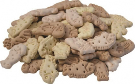 Biscuits naturels Mini Zoo ROLL'S ROCKY