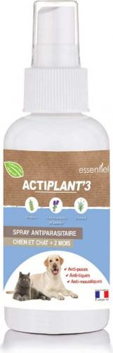 Spray antiparasitaire ActiPlant'3