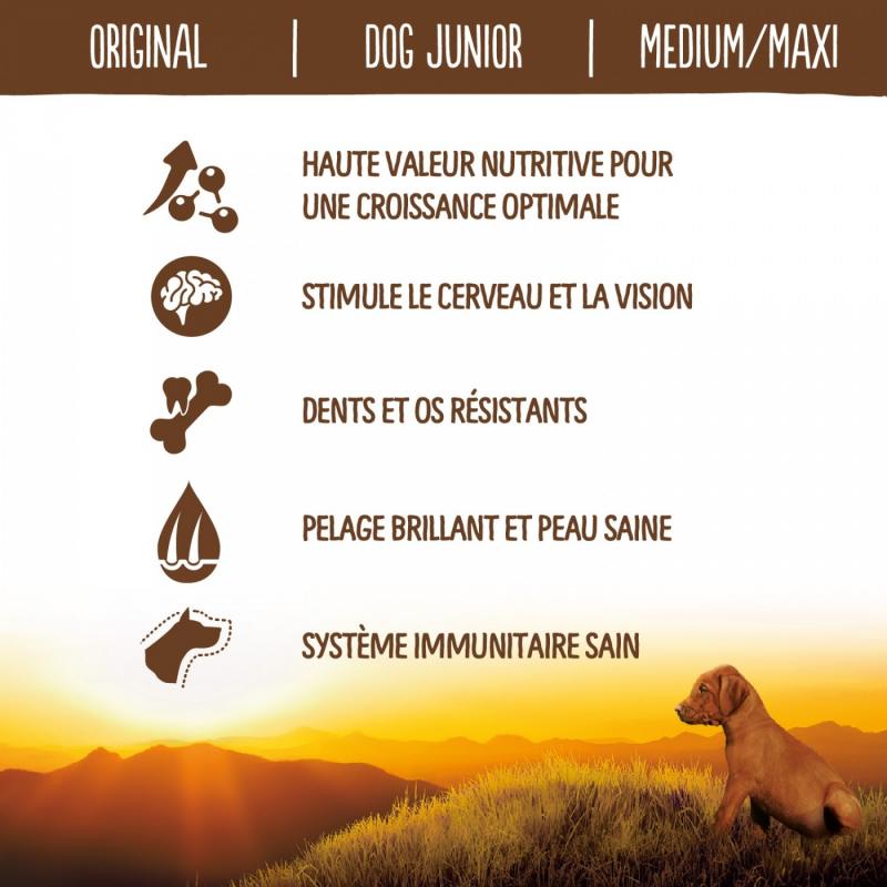 TRUE INSTINCT Original Medium Maxi Junior