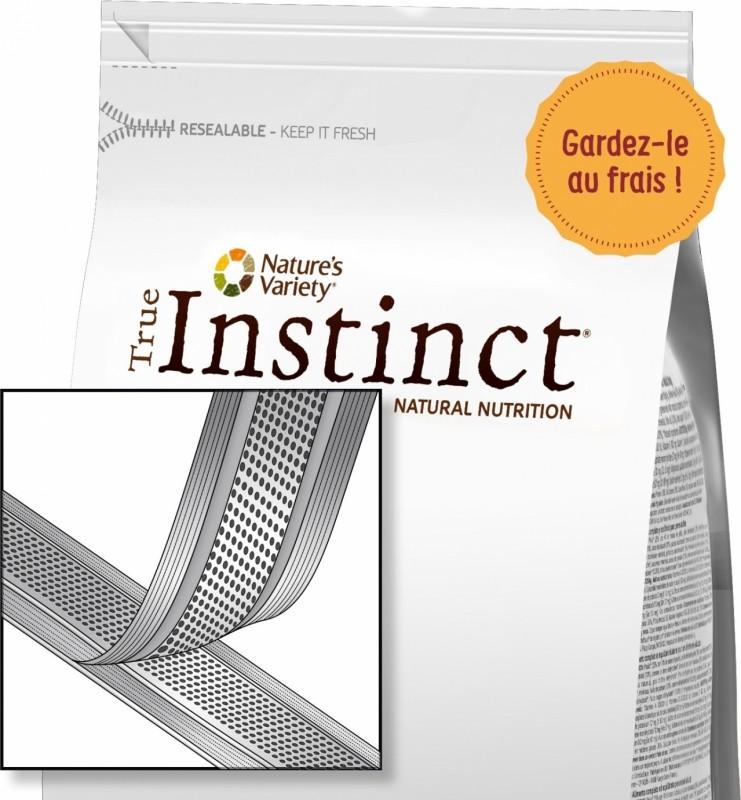 TRUE INSTINCT Original Medium Maxi Adult Poulet