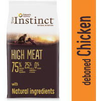 TRUE INSTINCT Original HIGH MEAT Gato adulto con pollo