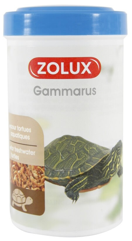 Aliment pour tortue aquatique Gammarus_0