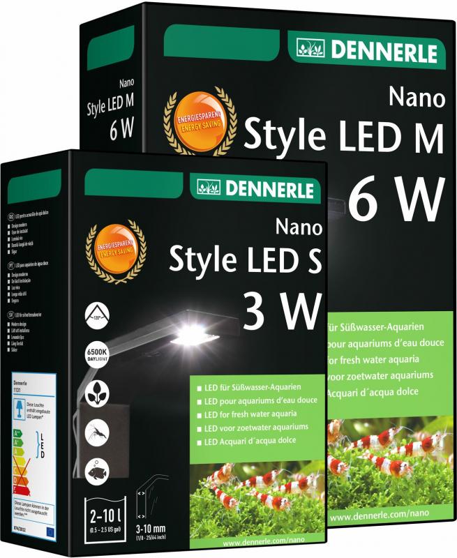 Dennerle Lampe Dennerle Nano Style LED