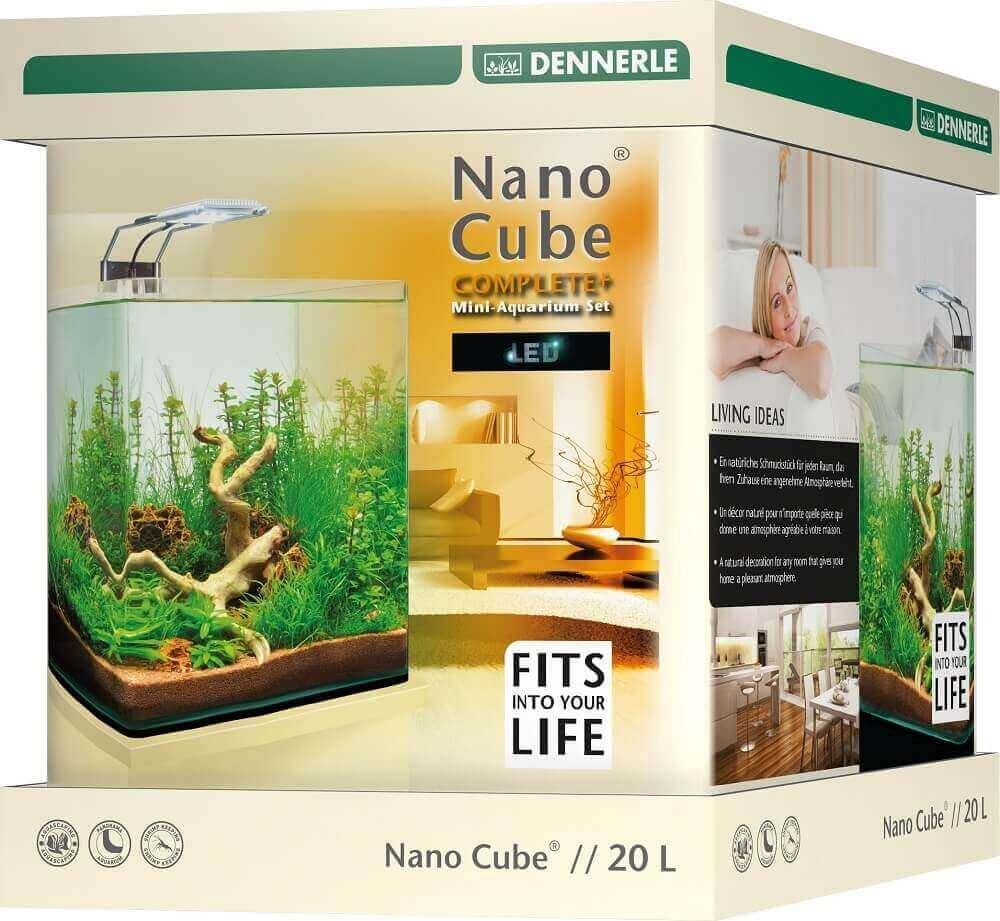 DENNERLE Aquarium NanoCube Complete Plus LED_2