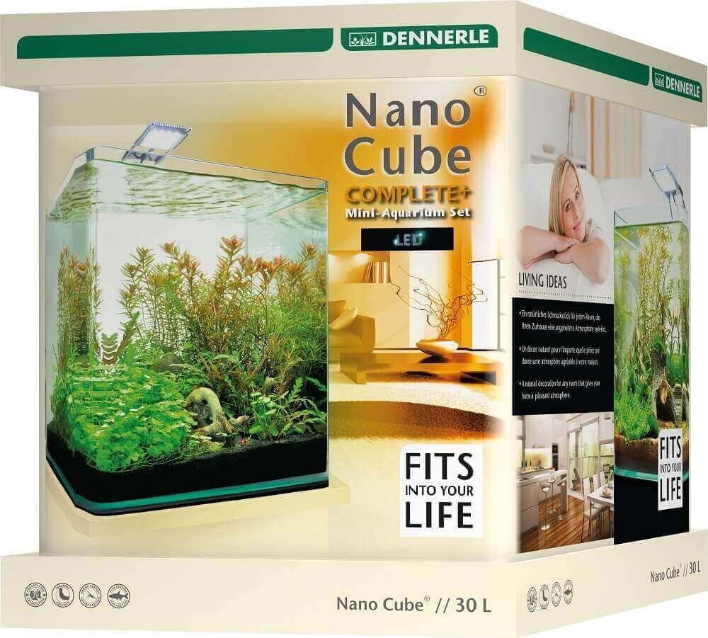 DENNERLE Aquarium NanoCube Complete Plus LED_3