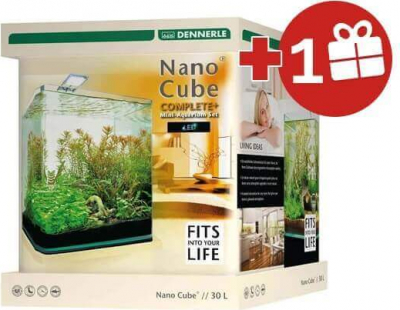 Dennerle NanoCube Complete mit Nano Power LED