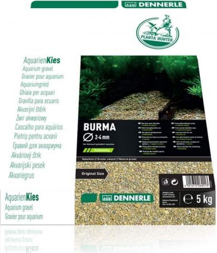 Plantahunter-Kies Burma
