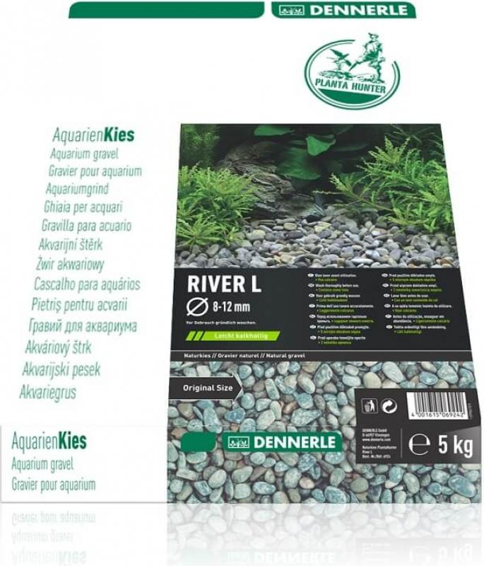 Gravier DENNERLE Plantahunter River