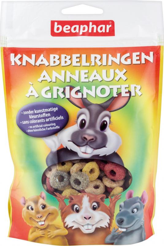 Snackringe, Snack für Nagetiere