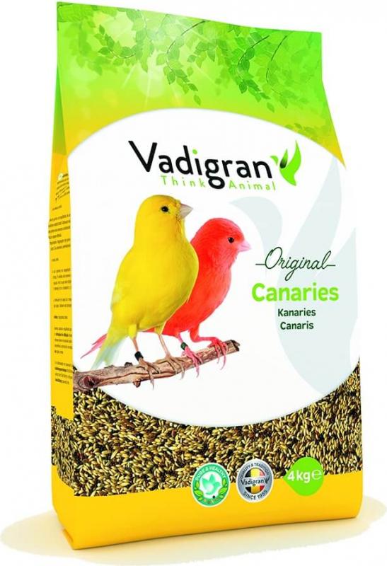 Mezcla completa Canario Original