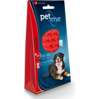 Brosse Pet+Me pour chien