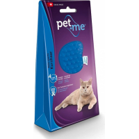 Brosse Pet+Me pour chat