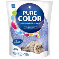 Litière Pure Color BLEUE