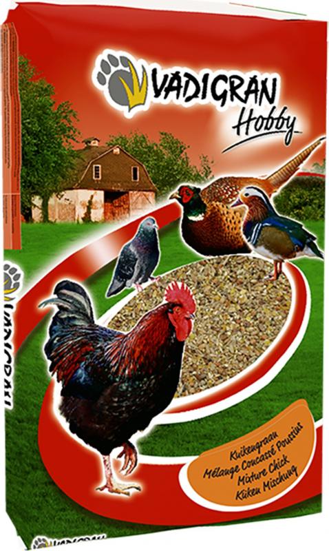 HOBBY Mélange fin pour poussins et cailles