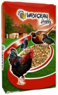 HOBBY Mezcla granulados para gallinas ponedoras