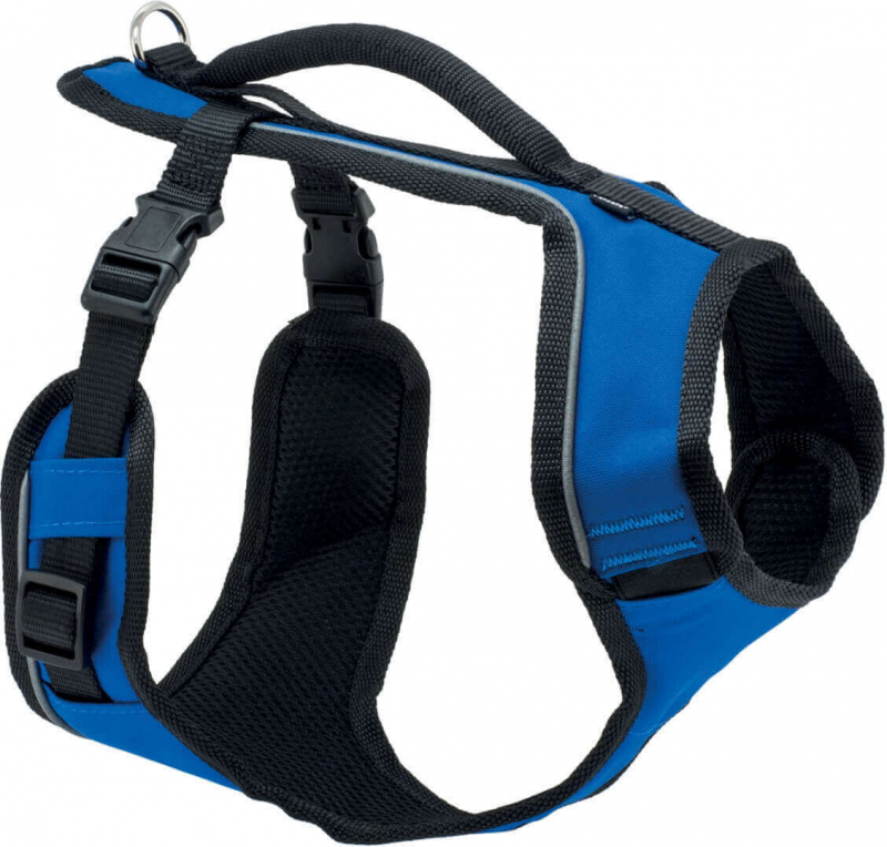 Geschirr EasySport PETSAFE in blau