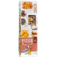 Zaadsticks voor agapornis en papegaai PUUR