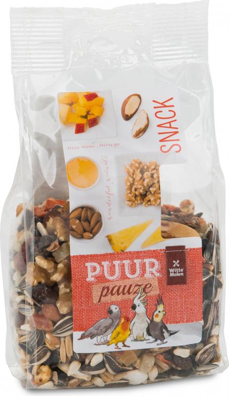 Witte Molen Purr Pauze Snack Mix Noix et Fruits