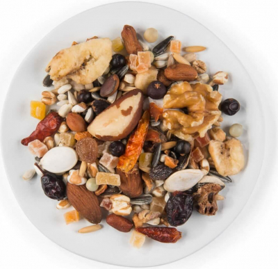 Friandise Snack Mix Noix & Fruits PUUR