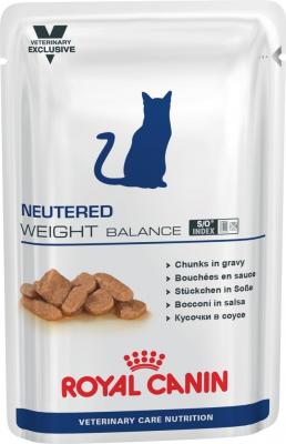 Royal Canin Veterinary Diet Feline Neutered Weight Balance