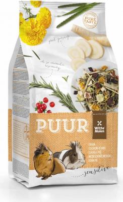 Aliment complet Cochon d'Inde Sensitive PUUR