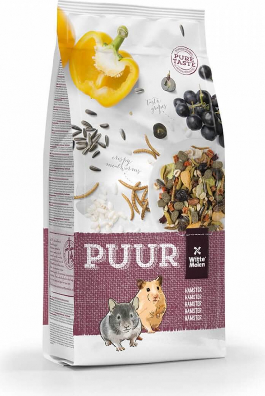 Aliment complet Hamster Nain PUUR