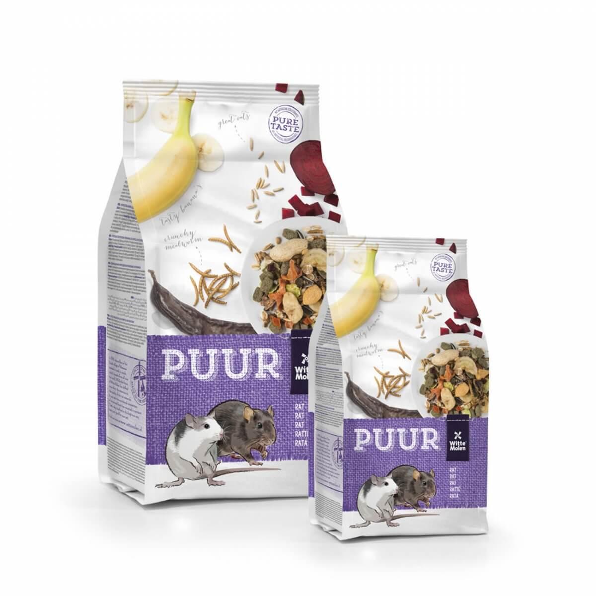 Aliment complet Rat PUUR_0