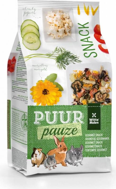 Friandise Muesli gourmand PUUR