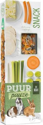 Bâtonnet Stick aux légumes PUUR