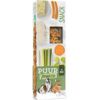 Witte Molen Knaagsticks met groenten PUUR
