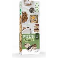 Witte Molen Purr Pauze Stick Amande & Cacahuète