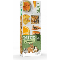 Witte Molen Purr Pauze Stick Orange & Papaye