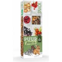 Witte Molen Purr Pauze Stick Canneberge & Sureau