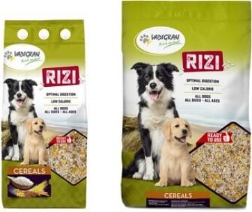 RIZI Cereals mélange riz et céréales pour chien