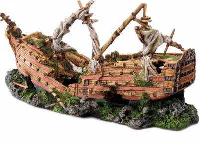Epave de bateau Galléon XXL