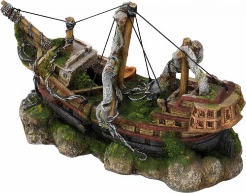 Epave de bateau Three-Masted Ship II