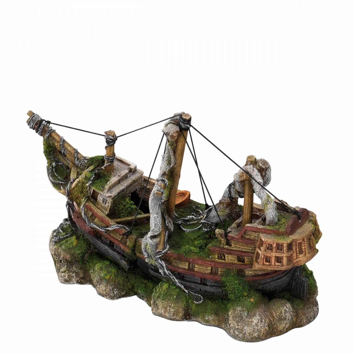 Epave de bateau Three-Masted Ship II _0