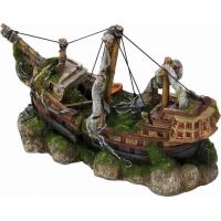 Schiffswrack dreimastiges Schiff II