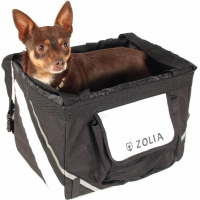 ZOLIA Front Dog Basket Bicycle (1)