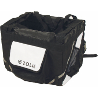 ZOLIA Front Dog Basket Bicycle (2)