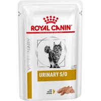 Royal Canin Veterinary Feline Urinary S/O en sachets - 2 saveurs au choix