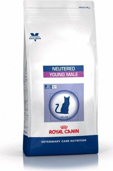 ROYAL CANIN Veterinary chat Neutered Young Male